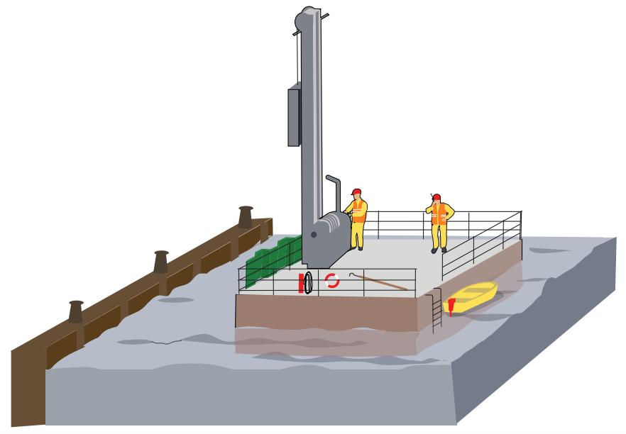 Anlægsarbejde ved vand kap 4